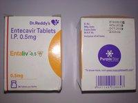 ENTALIV 0.5 MG Tablet