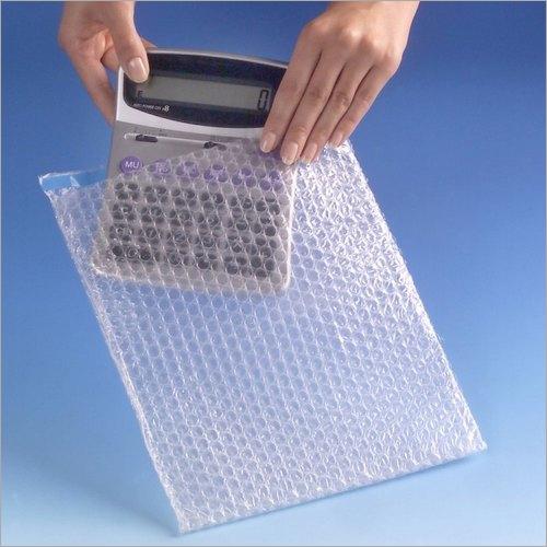 Plain Protective Air Bubble Bag