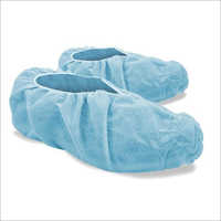 SFS Medical Non-Skid Anti Dust PP Non Woven Surgical Disposable Shoe Covers