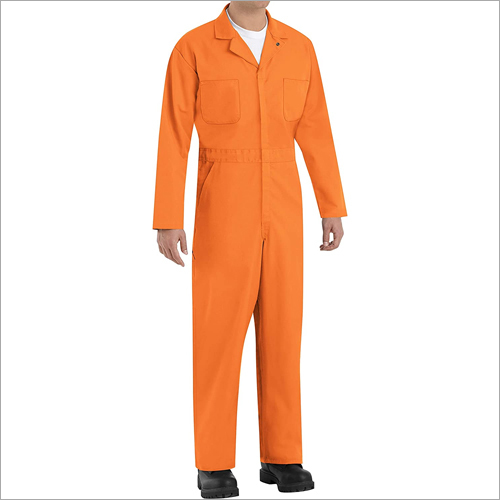 Work Wear Long Sleeve Coveralls