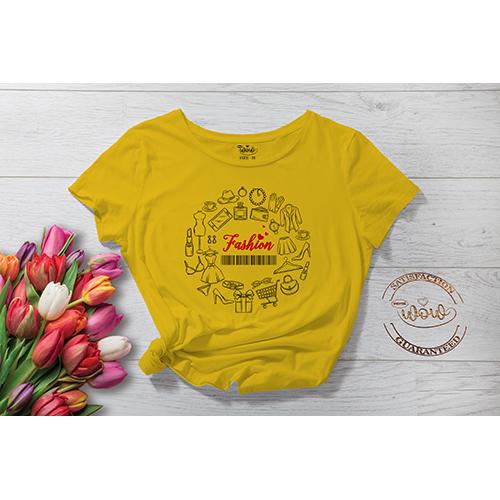 Fashion Cotton T-Shirt