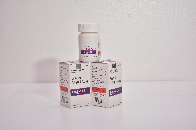 ENTEKOR 0.5 MG Tablet