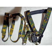 Army Print Dog Body Harness