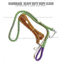 Handmade Heavy Duty Rope Leash