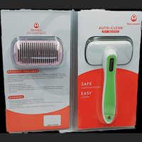 Auto Clean Pet Brush