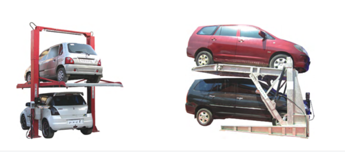 (P2 & M2) Car Parking System