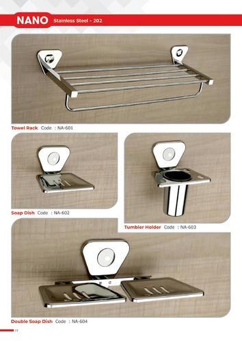 Nano Bath Set Ss (202)