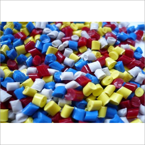 LDPE Natural Plant Waste Granules