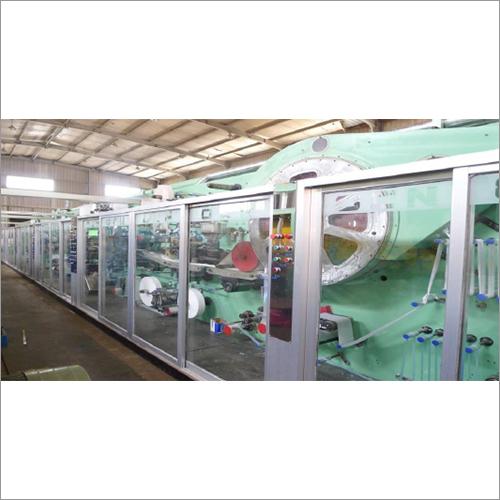 Fully Automatic Sanitary Napkin Making Machine
