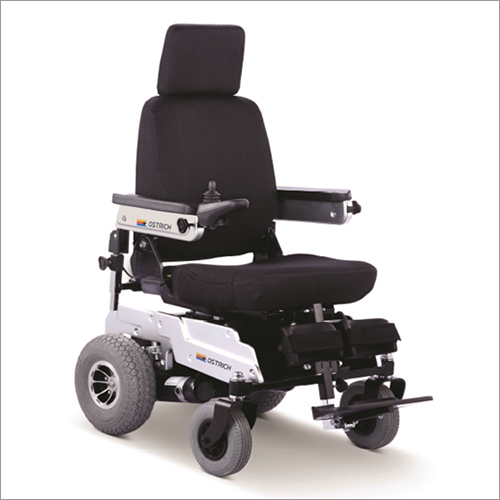 The Sleek And Smart New Generation Powered Wheelchair