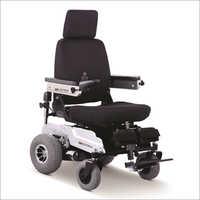 Smart Powered Wheelchair