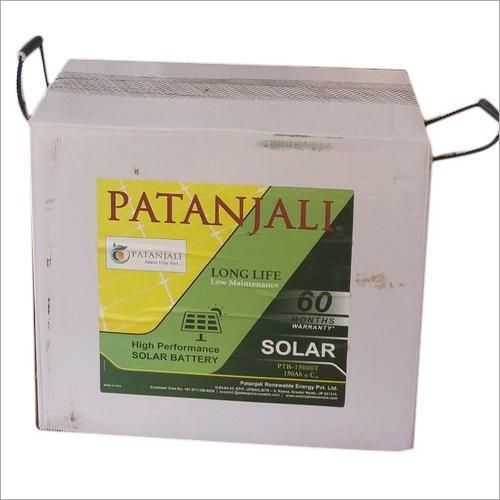 Portable Solar Battery
