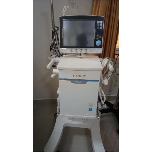ICU And Neonatal Ventilator