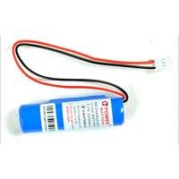 3.7V Ntc 2200 MAH Rechargeable Li-ion Battery