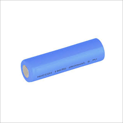 2600mAh Rechargeable Lithium-Ion Battery