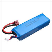 2200mAh Lithium Polymer Battery Pack