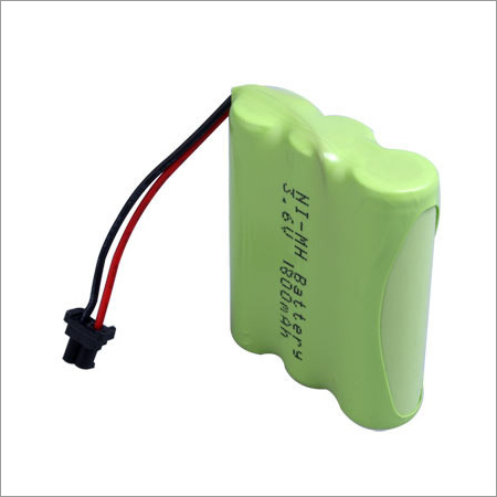 3.6V NiMH Rechargeable Battery