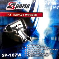 Sparta 1-2 Inch Impact Wrench