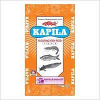 KAPILA Floating Fish Feed
