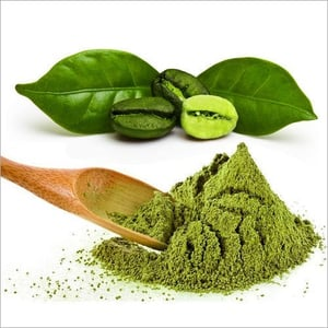 Natural Green Coffee Bean Extract