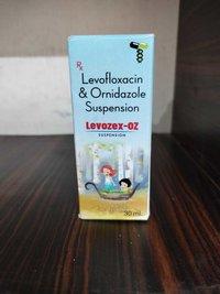 Levozex-OZ Suspension
