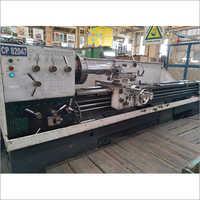 15HP Kirloskar Lathe Machine Make India Model 2215 2000mm Length Bed 250mm Centere Height Power