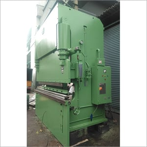 15HP Hydraulic Press Brake Machine Sheet Bending Heavy Duty Tonn 150t, 3000mm Long Bed Make Simtools Power