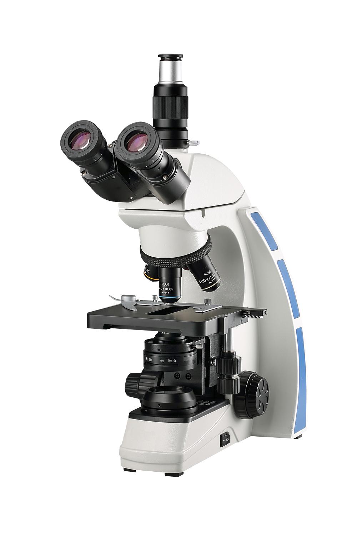 Trinocular Research Microscope