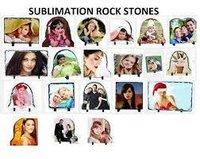Sublimation Rock Stone