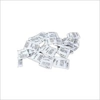 Silica Gel Desiccant 1g -for Electronics, Food, Cosmetics use