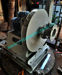 Forced Draft Blowers for Refinery Industries