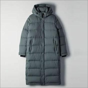 Ladies Winter Long Jacket