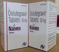 NAIVEX  TABLET(DOLUTEGRAVIR 50 MG TAB)