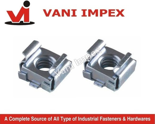 Din Rails Cage Nuts