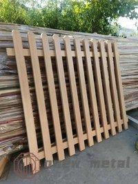 aluminium Woodgrain railings