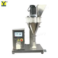DF-B Semi Automatic Small 0.5-300g Weighing Filler Powder Particle Bucket Filling Machine