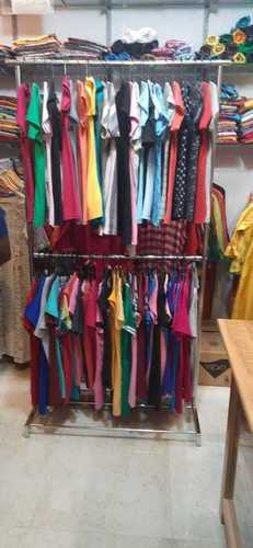 Cloth Show Room Display Stands In Coimabatore