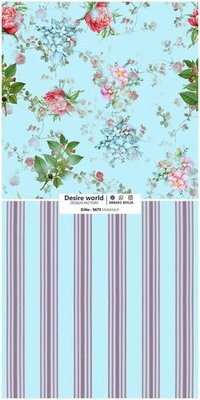 Zuric Digital Print Fabric
