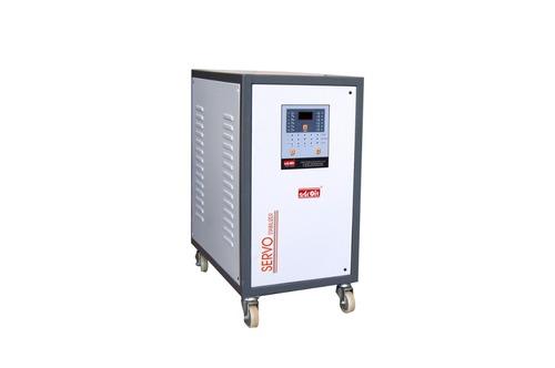 9 Kva Servo Stabilizer For Lift Ambient Temperature: 0 -50 Celsius (Oc)
