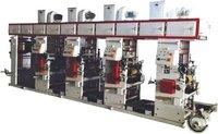 Blister Foil Printing Machine