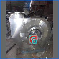 SS316 Centrifugal Blowers