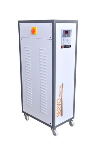 Servo Voltage Stabilizer for Lift 15 KVA