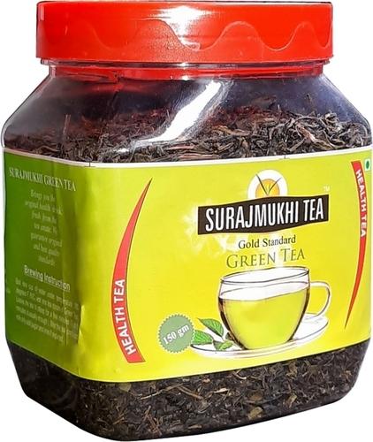 SURAJMUKHI GREEN TEA JAR - 150 GRAMS