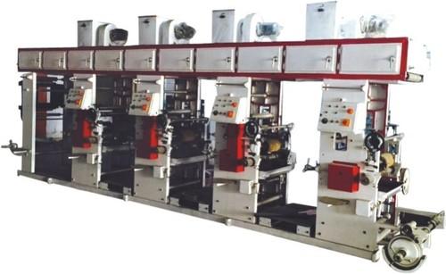 Pharmaceutical Blister Foil Printing Machine