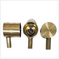 59-60 GSM Brass Glassy - Turbo Handle