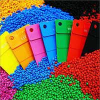Master Batch Plastic Granules