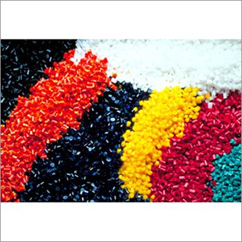 Multicolor Polypropylene Granules