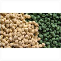 Multicolor TPE Granules
