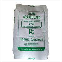 ASTM Graded Sand