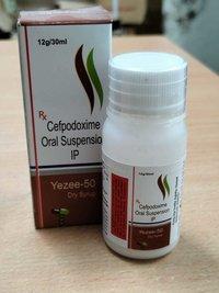 Yezee-50 Dry Syrup